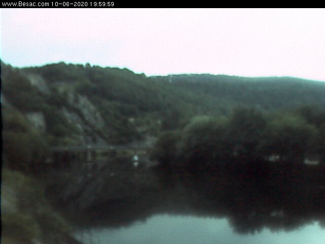 Besancon Live Cam, France – river Doubs